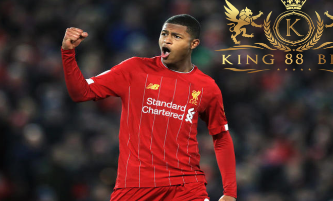 SITUS JUDI BOLA ONLINE YOUNGSTER LIVERPOOL RHIAN BREWSTER