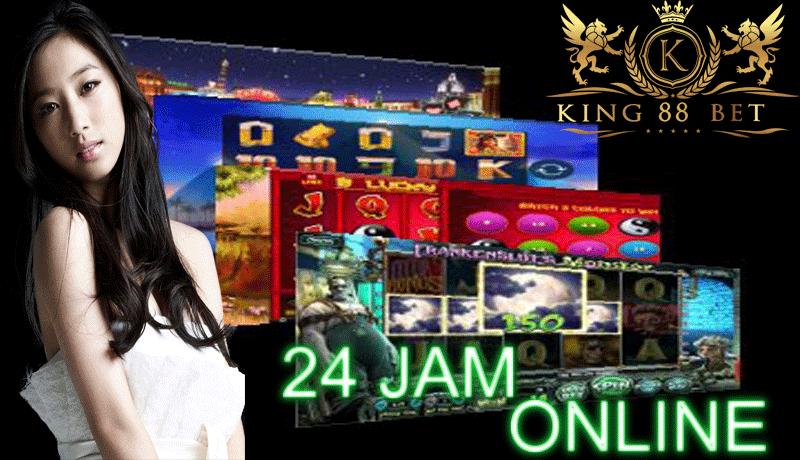 Taruhan Online Casino Game Slot Game Paling Seru Untuk