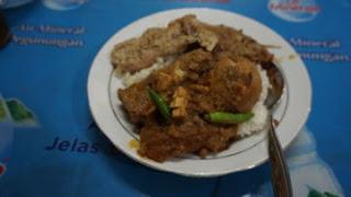 Gudeg Permata, Kuliner Malam